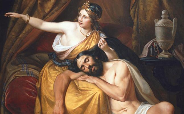 José Salomé Pina är konstnären, men vilken kvinna porträtterar han?