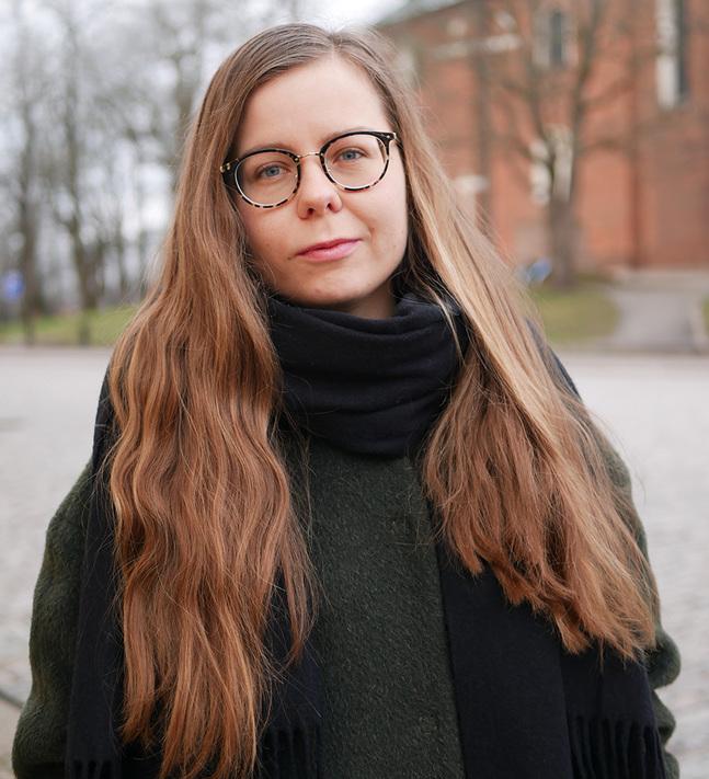 Vi människor behöver ett större nätverk, människor som sätter ner foten när vi inte mår bra, anser psykolog Ida-Maria Sola.