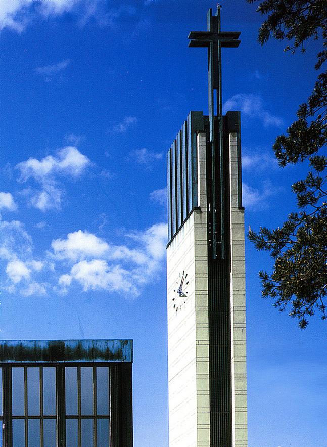 Taket läcker och tekniken är föråldrad i S:t Jacobs kyrka, som finns i anslutning till Drumsö kyrka.
