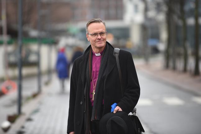 Tapio Luoma, vår nästa ärkebiskop.