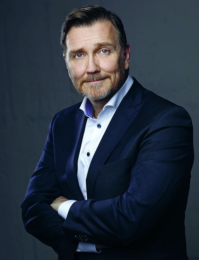 Thomas Erikson är föreläsare och författare. Han har också skrivit thrillers.
