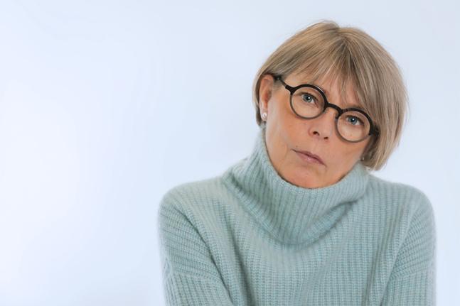 Tinca Björke är informatör i Mariehamns församling.