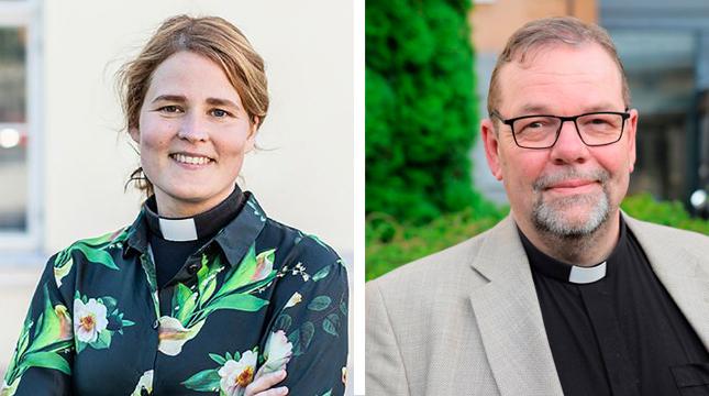 Den andra omgången i valet av biskop i Åbo ärkestift hålls mellan kandidaterna Leppänen och Lehikoinen den tredje december.