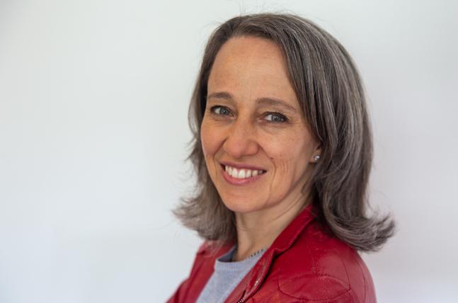 –Ingen orkar om man hela tiden måste vara missnöjd med sig själv, säger Anna Korkman Lopes.