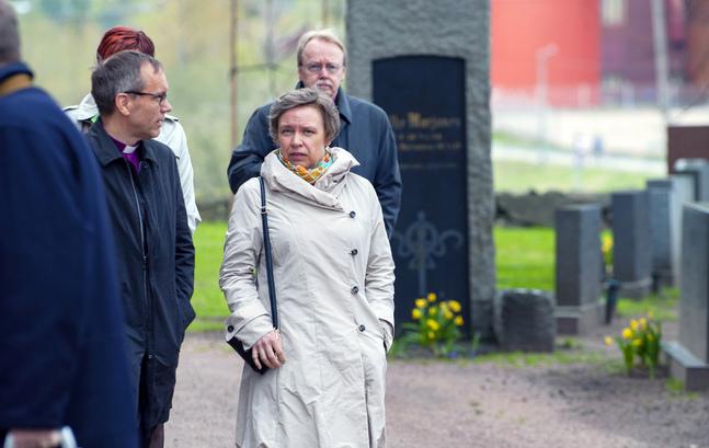 Åsa A Westerlund är ombud i kyrkomötet och vice ordförande för Kyrkostyrelsens plenum.