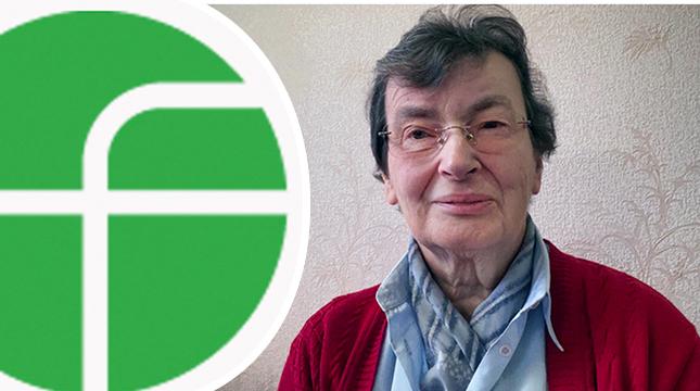 – Jag känner mig väldigt hedrad och djupt och ödmjukt tacksam, säger Birgitta Sarelin.