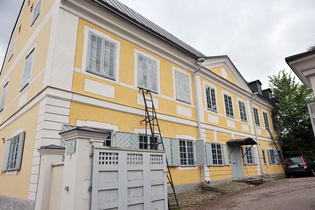 Domkapitelshuset i Borgå är från år 1759.
