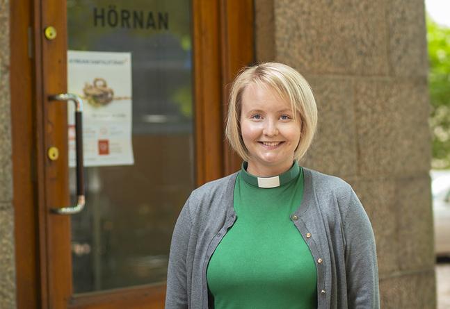 I höst ordnar Johannes församling och diakonen Viivi Suonto program för unga vuxna i Hörnan och Johanneskyrkan.