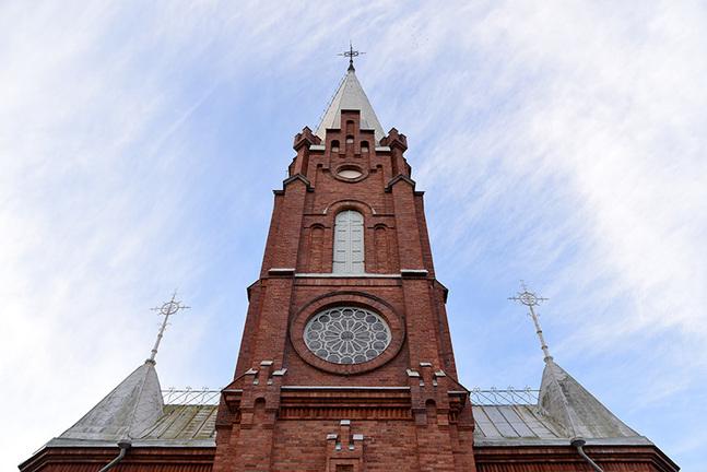 En debatt om homosexualitet har lett till kritikstorm mot prästerna i Kristinestad.