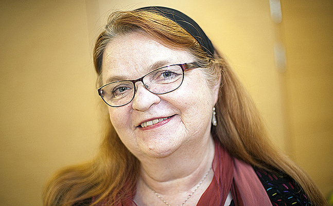 Helene Liljeström gick i slutet av år 2019 i pension från jobbet som kyrkoherde i Sibbo svenska församling.