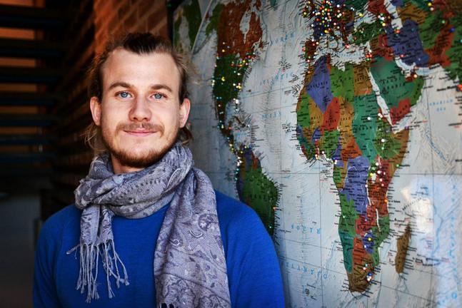 Marius Weschke, magisterstuderande på Lunds Universitet, tror att de religiösa ledarnas åsikter spelar stor roll när det gäller att påverka människors åsikter i klimatfrågor.