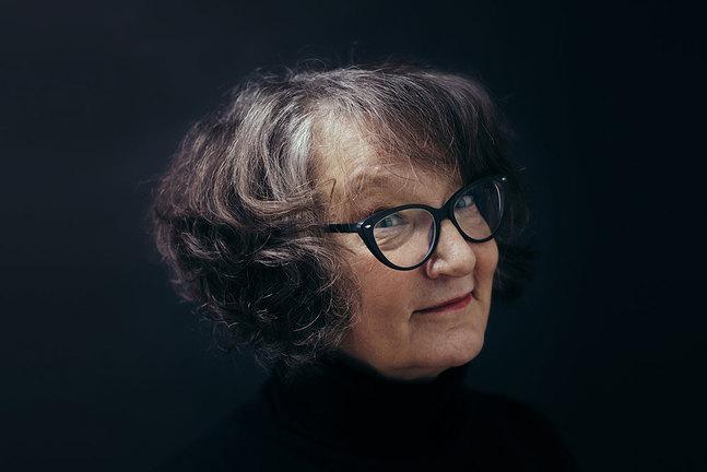 """""""Vem dödade Bambi"""" är Monika Fagerholms senaste bok."""