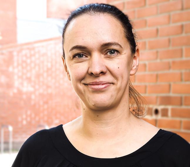 Patricia Högnabba har en förmåga att lyfta fram unga och inspirera dem, heter det i motiveringarna till utmärkelsen.