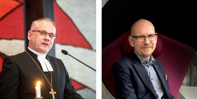 Biskop Bo-Göran Åstrand och Johan Bärlund, professor i nordisk rätt, kommenterar HFD:s beslut för Kyrkpressen.