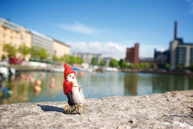 Årets församlingsjulkalender i Helsingfors blir en samling texter skrivna av stadsbor.