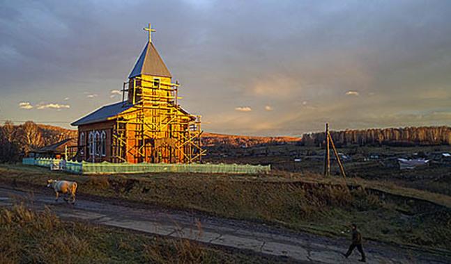 Kyrkan i Suetuk saknar inte kopplingar till �sterbotten